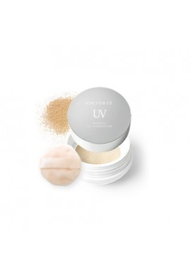 VINTORTE Mineral UV Foundation with Puff SPF50+ PA++++