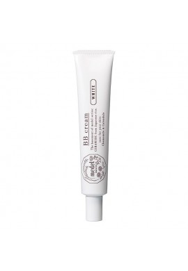 Medel Natural White BB Cream SPF18 PA++ Yellow Beige