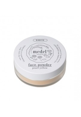 Medel Natural White Face Powder SPF18 PA++
