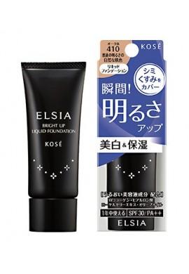 Azjatyckie kosmetyki Kose Elsia Bright Up Liquid Foundation