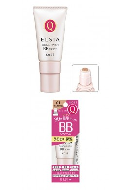 Kose Elsia Quick Finish BB Moist SPF26 PA++