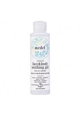 Azjatyckie kosmetyki Medel Natural Face & Body Soothing Gel Relax Aroma