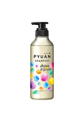 Kao Merit PYUAN Active & Smile Shampoo