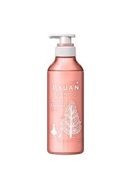 Azjatyckie kosmetyki Kao Merit PYUAN Sweet & Charming Shampoo