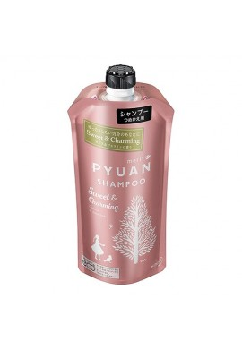 Kao Merit PYUAN Sweet & Charming Shampoo