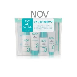 Azjatyckie kosmetyki NOV AC Active Trial Set