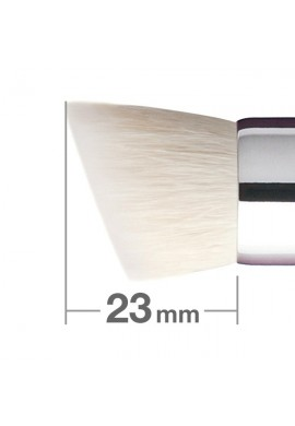 Hakuhodo G5554 Powder & Liquid Foundation Rd Agld 4mm