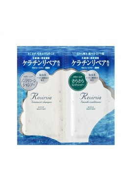Kose Revirsia Trial Set Treatment Shampoo & Smooth Conditioner