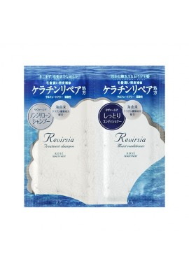Kose Revirsia Trial Set Treatment Shampoo & Moist Conditioner