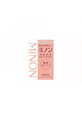 Minon Medicated Skin Soap De