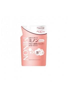 Azjatyckie kosmetyki Minon Baby Whole Body Shampoo a