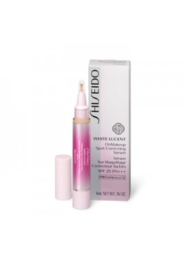 Shiseido White Lucent On Makeup Spot Correcting Serum SPF25 PA+++