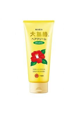 Azjatyckie kosmetyki Oshima Tsubaki Hair Cream with Natural Camellia Seed Oil smooth
