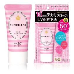 Azjatyckie kosmetyki Isehan Sunkiller Super Lasting Base SPF50+ PA++++