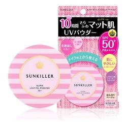 Azjatyckie kosmetyki Isehan Sunkiller Super Lasting Powder SPF50+ PA++++