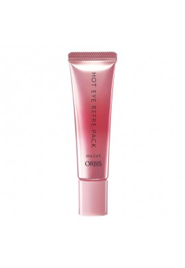 Azjatyckie kosmetyki Orbis Hot Eye Refre Pack Oil Cut