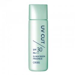 Azjatyckie kosmetyki Orbis Sunscreen Freence UV Cut SPF30 PA+++