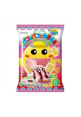 Kracie Popin Cookin Parfait Parfait Neruneru Chocolate & Strawberry