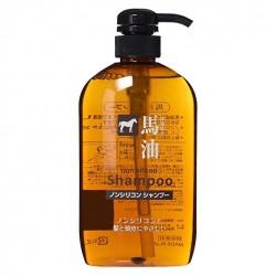 Kumanoyushi Kumano Horse Oil Non Silicon Shampoo