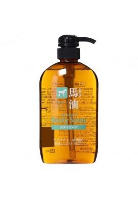 Azjatyckie kosmetyki Kumanoyushi Kumano Horse Oil Moisture Body Soap