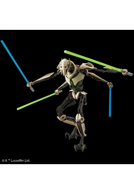 Bandai Star Wars General Grievous 1/12 Scale Plastic Model Kit