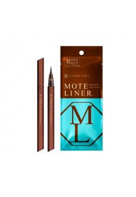 Azjatyckie kosmetyki FLOWFUSHI Moteliner Liquid Eyeliner