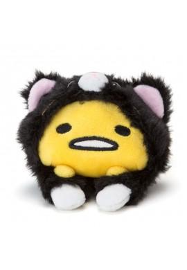 SANRIO Gudetama Neko Mame Puchi Mascot