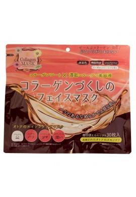 Japan Gals PuruPuri Collagen Mask 30P