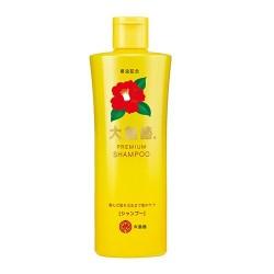 Azjatyckie kosmetyki Oshima Tsubaki Premium Shampoo