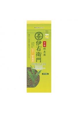 Azjatyckie herbaty UJI noTSUYU IYEMON Matcha Iri Genmaicha /Green tea with roasted rice/