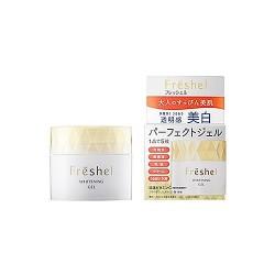 Azjatyckie kosmetyki Kanebo Freshel Aqua Moisture Gel Whitening