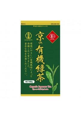 UJI no TSUYU Organic Japanese Tea Kyo-no-Yuki Ryokucha Green Tea