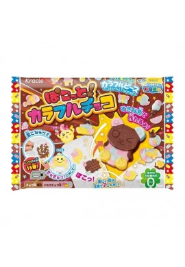 Japońskie słodycze Kracie Popin Cookin DIY Colorful Peace Pocot Chocolate