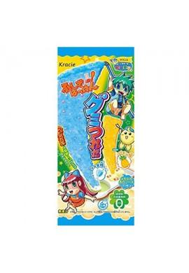 Japońskie słodycze Kracie Popin Cookin DIY Gummy Tsureta Soda