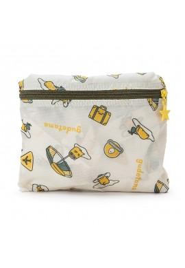 SANRIO Gudetama Folding Tote Bag (Travel)