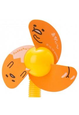 SANRIO Gudetama Fan with Clip