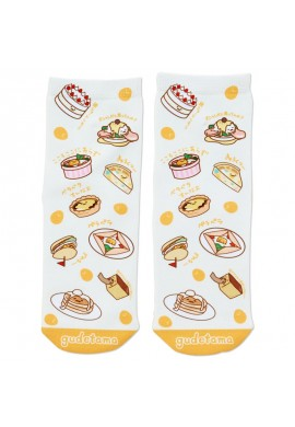 SANRIO Gudetama Adult Print Socks