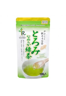 UJI no TSUYU Powdered thick & mild Japanese tea Toromi Nameraka Ryokucha