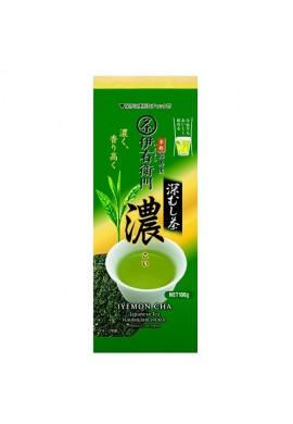 Azjatyckie herbaty UJI no TSUYU Iyemon Cha Japanese Tea Fukamushicha Koi Sencha
