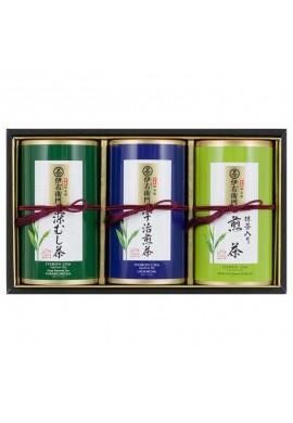 UJI no TSUYU Iyemon Japanese Tea Set EM-50