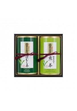 Azjatyckie herbaty UJI no TSUYU Iyemon Japanese Tea Set EM-30