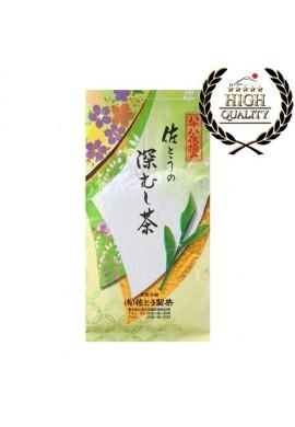 Azjatyckie herbaty Satouseicha 88Ya Fukamushi Cha Middle High Class Green Tea