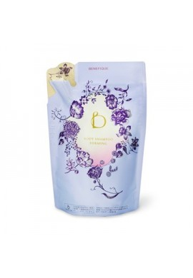 Shiseido Benefique Body Shampoo Forming