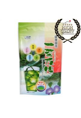 Azjatyckie herbaty Satouseicha Iccha Goyaku Cha (Genmai Fragrancy) Powder Green Tea