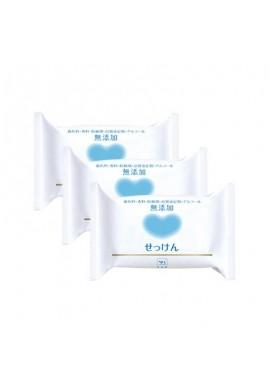Azjatyckie kosmetyki Cow Brand Mutenka Additive-Free Cleansing Soap Set