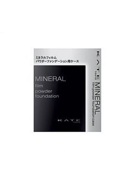 Azjatyckie kosmetyki Kanebo KATE Mineral Film Powder Foundation Case