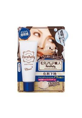 Azjatyckie kosmetyki Sana Pore Putty Makeup Base Clear