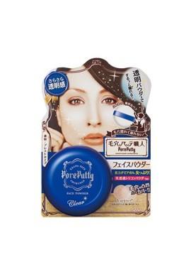 Azjatyckie kosmetyki Sana Pore Putty Face Powder Clear
