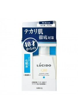 Mandom Lucido MEN Medicated Q10 Ageing Care Oil Control Lotion