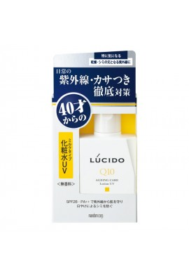 Mandom Lucido MEN Medicated Q10 Ageing Care Lotion UV SPF28 PA++
